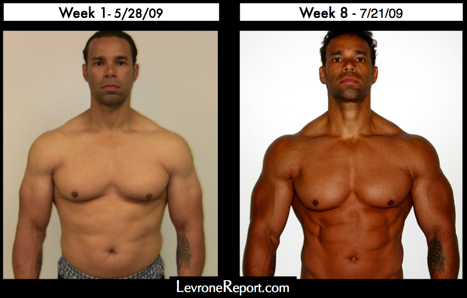 update: Kevin Levrone Steroid Test Results Are In!