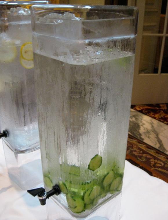 Lemon water DEXTOX??