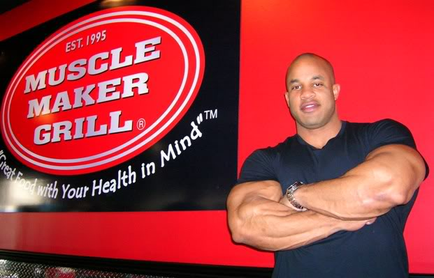 "Victor Martinez:  Open new restaurant ""Muscle Maker Grill"""
