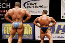 IFBB Pro Bodybuilders - Tallest and smalliest