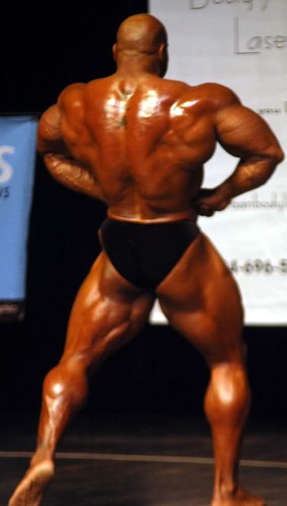 Dennis James guest posing in Vancouver