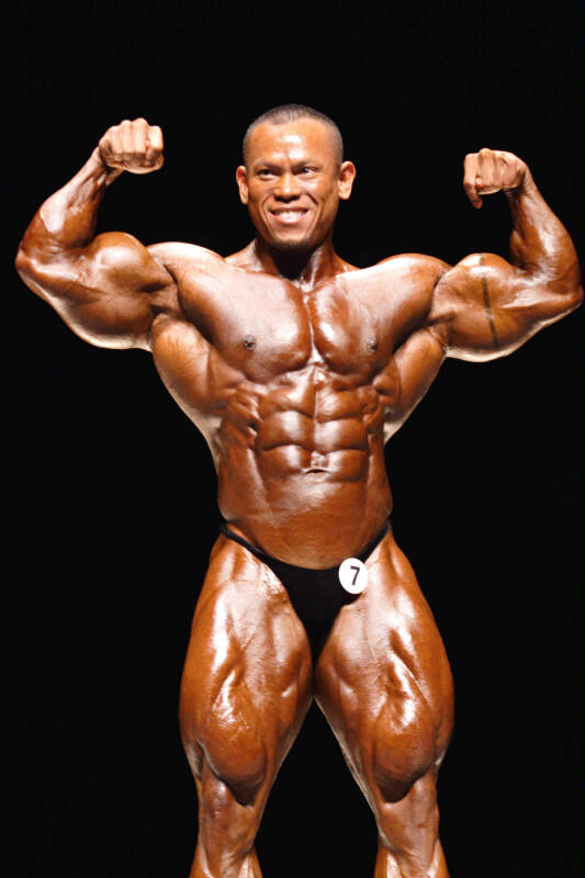 IFBB Pro Bodybuilders who have used Synthol - Page 2