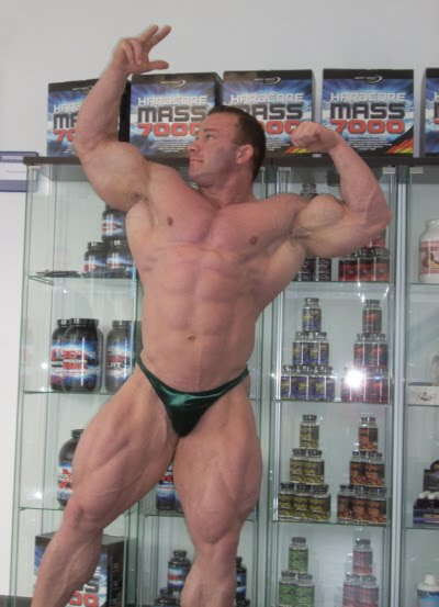 Ronny Rockel 7 week out of the O!