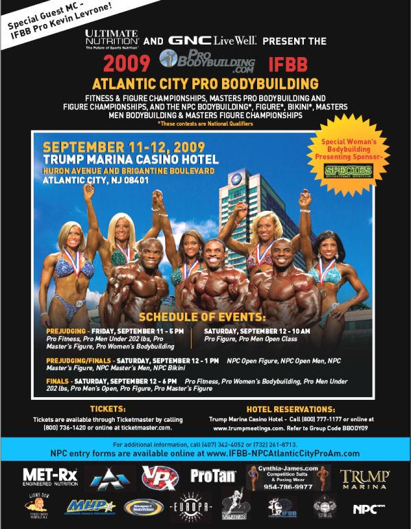 2009 Atlantic City Pro