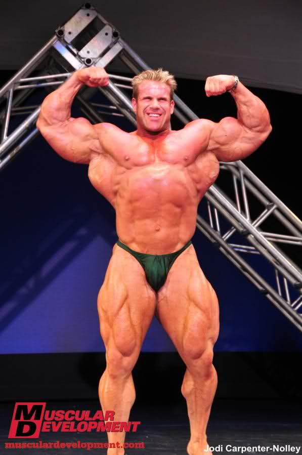 Does Jay have a chance of ever winning The Olympia gain?