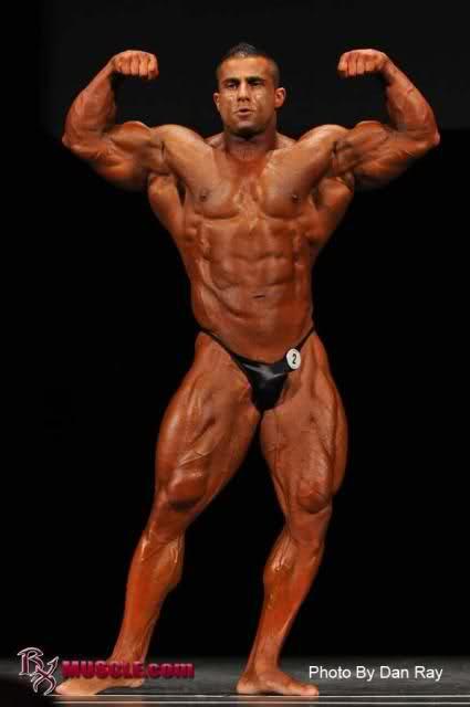 Dennis James vs. Fouad Abiad-[Tampa Pro]