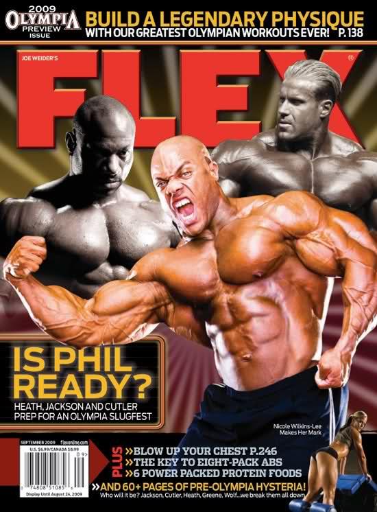 Flex cover - October 2009 (Phil/Dex)