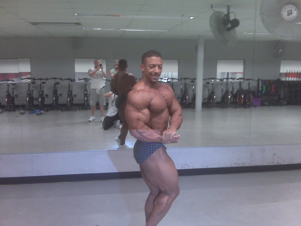 troy alves few weeks out of Atl city