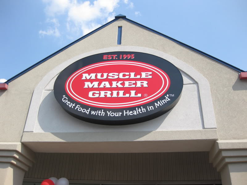 """Martinez makes moves with """"muscle maker grill"""""""