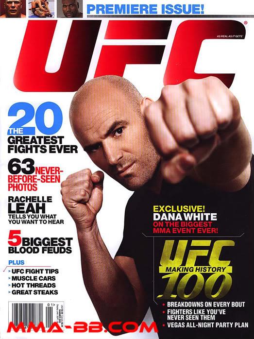 UFC Magazine Premiere Issue 2009 [PDF]