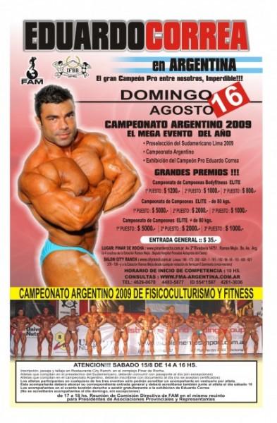 Recent pics - Eduardo Correa (aug-2009)