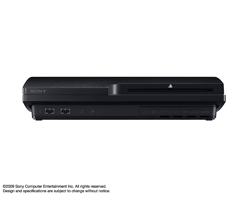 PS3 Slim & Price Cut announced