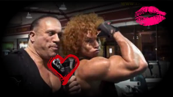 Thread: Carrot Top gives his 2009 Olympia predictions