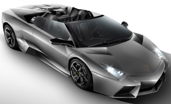 2010 Lamborghini Revent�n Roadster Photos Leaked