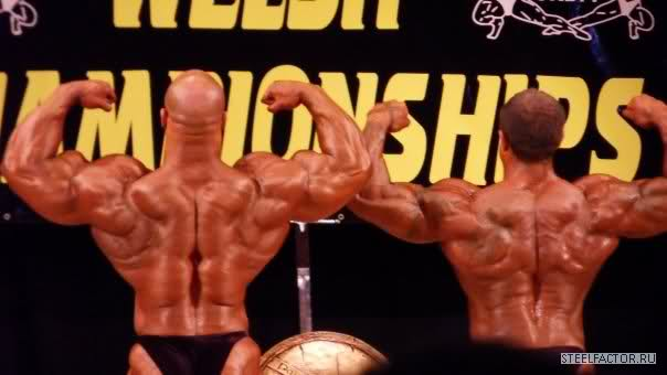 Zack Khan 5 weeks out from the 2009 WFBB Welsh Championships