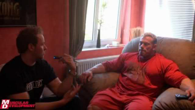 Dennis Wolf - MD interview (1 week out from the O)