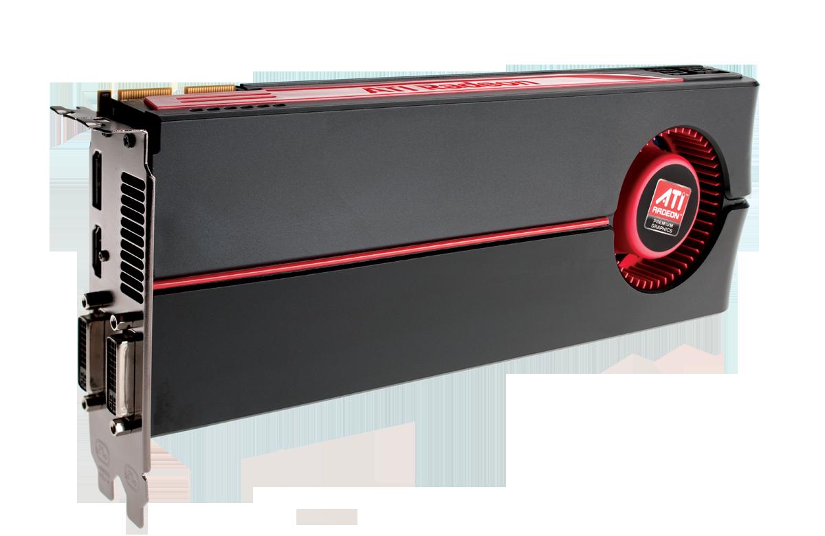 Radeon 5870 with Eyeinfinity technology