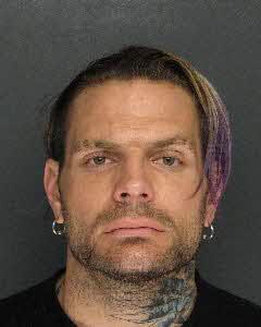 Jeff Hardy in jail