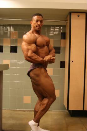 Troy Alves today 223 pounds!