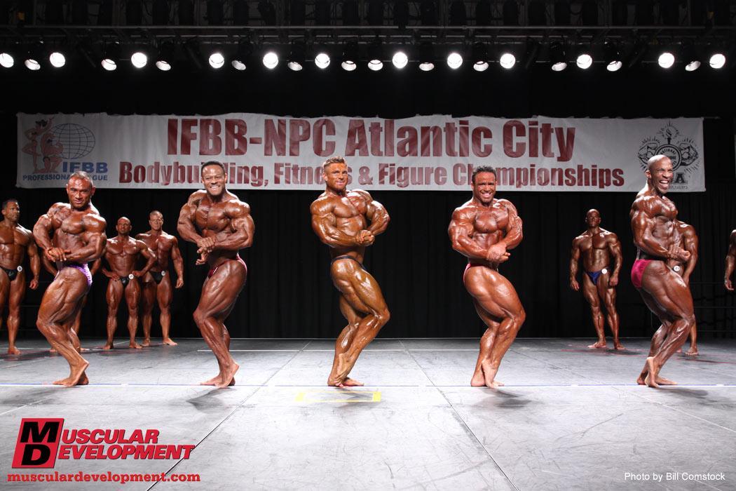 202 Class - Atlantic City prejudging video