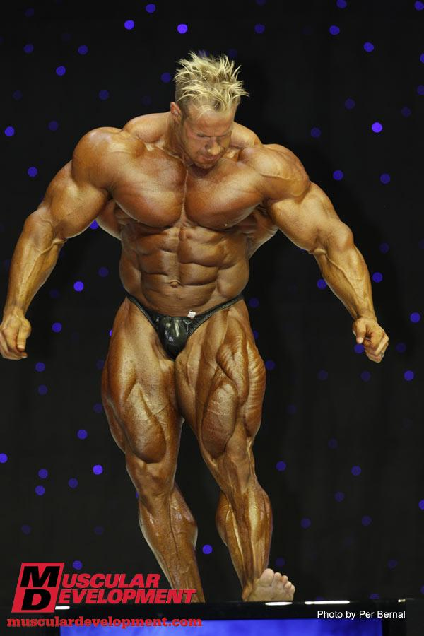 Jay Cutler vs. Kai Greene - 2009 Mr Olympia