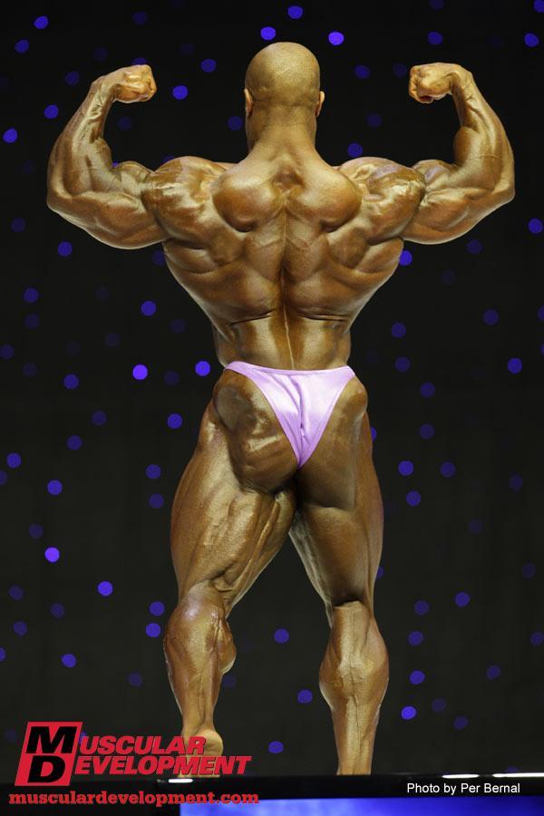 Phil Heath vs Kai Greene - 2009 Mr Olmypia