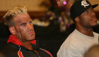 2009 Mr. Olympia : Athlete meeting gallery