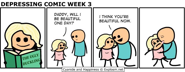 Cyanide & Happiness v2.0