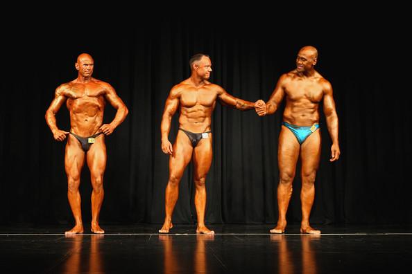 All Black legend Lomu buffs up for bodybuilding debut