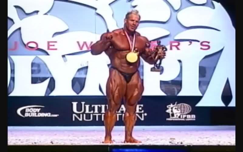 Jay Cutler won