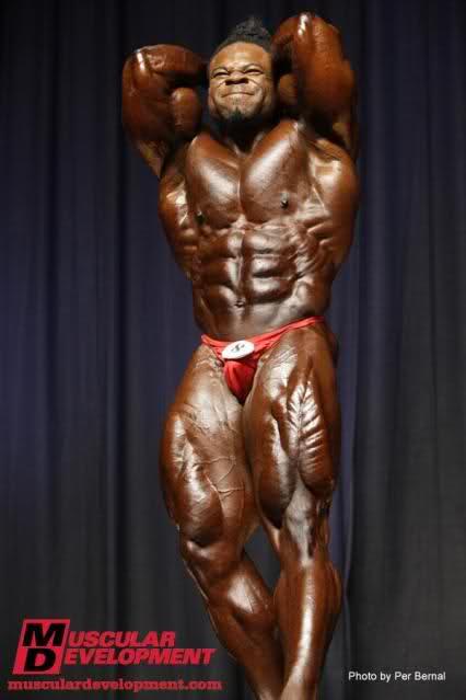 Kai Greene interview on Pro Bodybuilding Weekly (PBW)