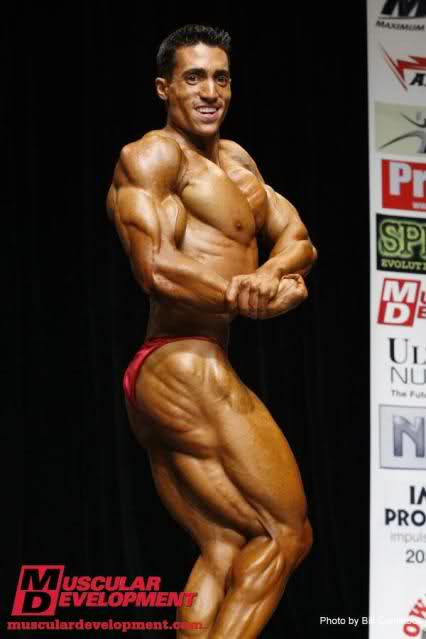 Jeff Rodriguez @ Team Universe 2009 (SICK!)