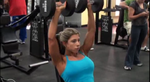 Caroline Sessa Trains 5 Days from 2009 NPC Team Universe!