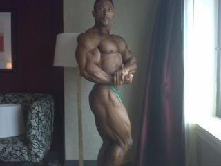 Troy Alves 1 day out from the Atlantic City