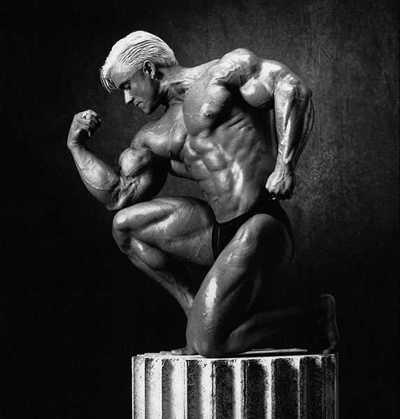 Lee Priest Talks to Rxmuscle in the Expo - might do the Arnold.