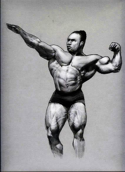 Which Kai Greene picture should i draw