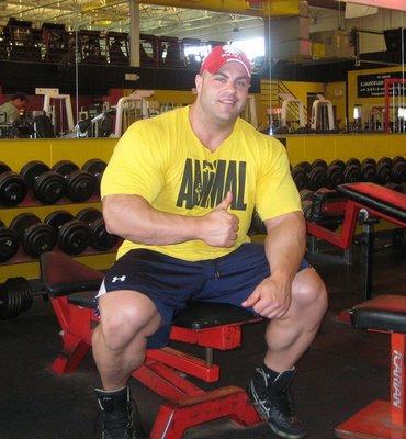 Evan Centopani Deadlifts 500+ Pounds