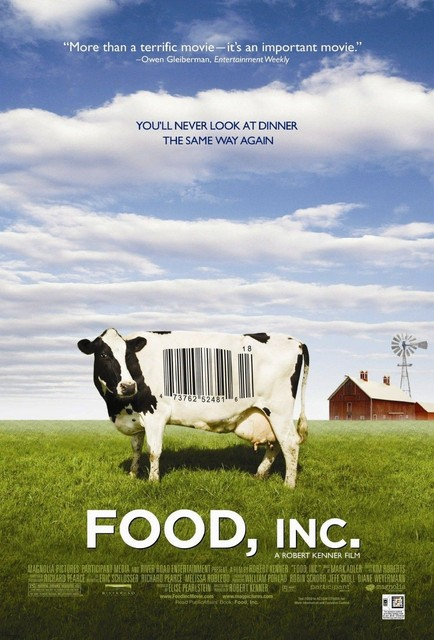 Food Inc. (2009) DVD-SCR -Documentary