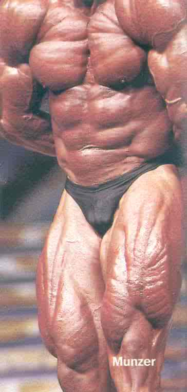 Andreas Munzer - Mr. RIPPED