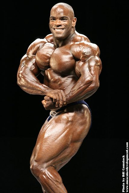 Who has the best chest in bodybuilding?