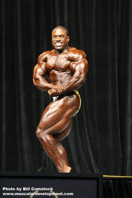 Best side chest in bodybuilding?