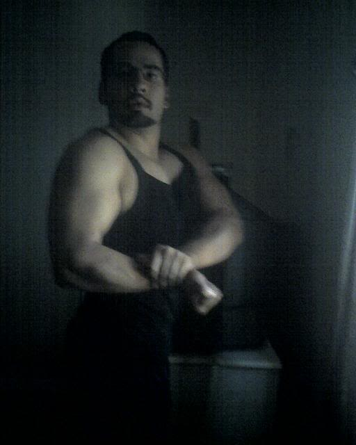 dilatedmuscle October 3rd 2009