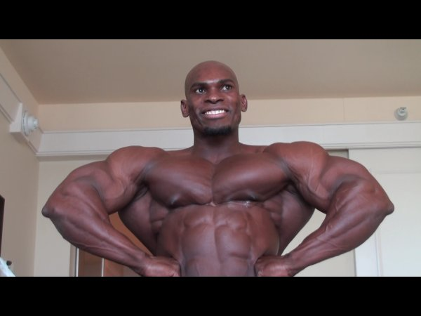 Al Auguste 1 Day Prior to the 2009 NPC Nationals!