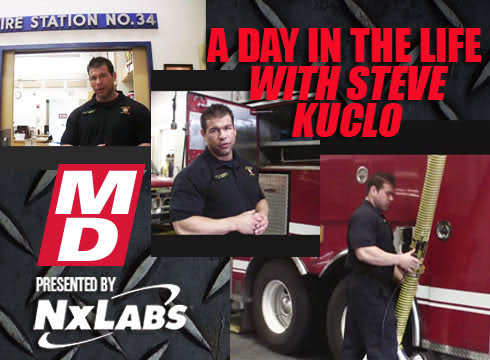 Day in the Life with Steve Kuclo