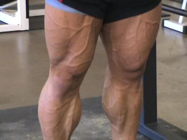 Steve Kuclo legs training 2 weeks out from the Nationals
