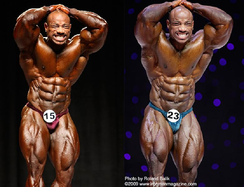 steroid cycle results pics