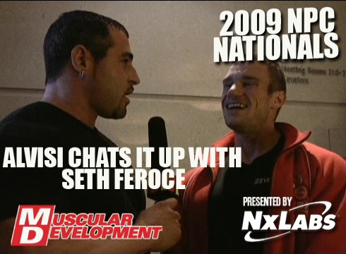 Mark Alvisi and Seth Feroce Talk about the 2009 Nationals