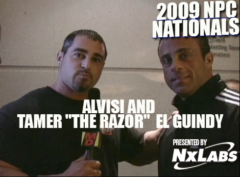 Mark Alvisi and Tamer El Guindy Talk about the 2009 Nationals