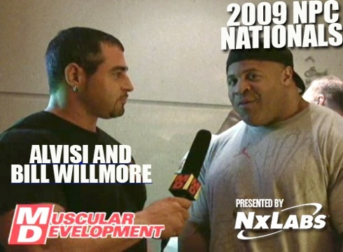 Bill Willmore and Mark Alvisi Habla about the 2009 Nationals