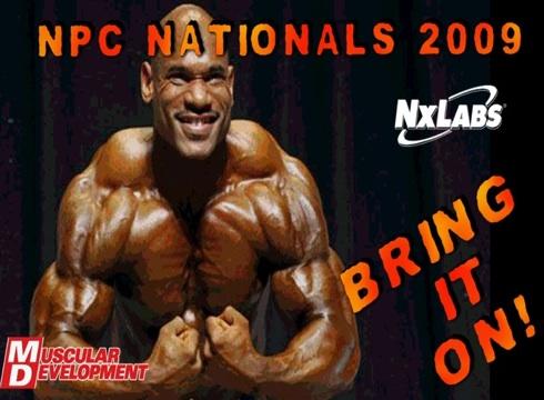 *VIDEO* NPC Nationals 2009: Bring It On!